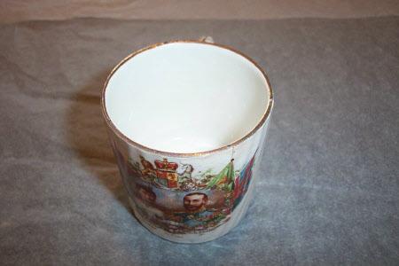 Coronation mug