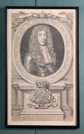King James II (1633–1701) (after Sir Godfrey Kneller)