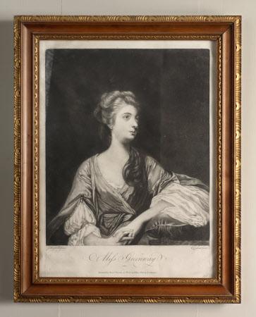 Elizabeth Greenway, Mrs Francis Scott (after Sir Joshua Reynolds)