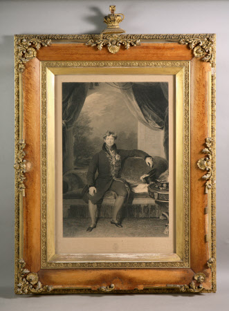 King George IV (1762-1830) (after Sir Thomas Lawrence PRA)
