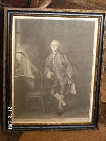 Sir Edward Turner 2nd Bt (1719-1766) (after Thomas Gainsborough)