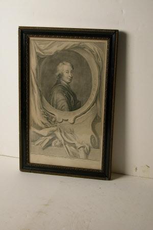 John Dryden (1631-1700) (after Sir Godfrey Kneller)
