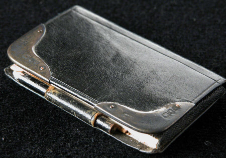 Miniature notebook