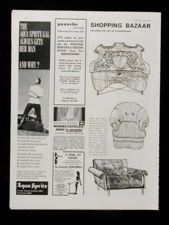 Harper's Bazaar - June 1965