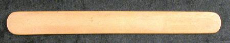 Doctor's spatula