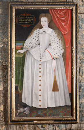 Lady Arabella Stuart, later Duchess of Somerset (1575 – 1615), aged 13 1/2