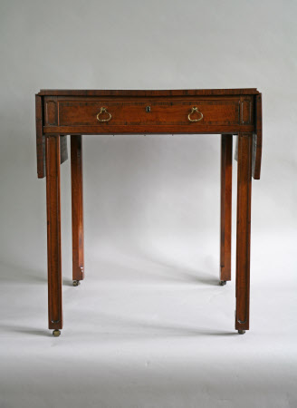 Nostell Priory's 'very neat Pembroke Table' - 1769