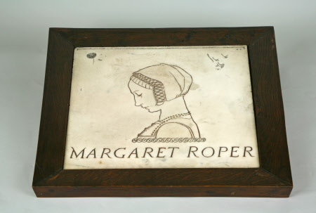 Margaret More, Mrs William Roper (1505-1544)
