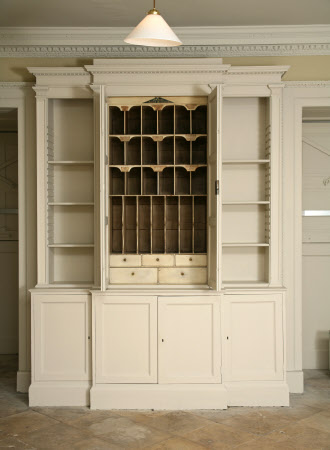 The Nostell Priory Muniment Bookcases - circa 1776