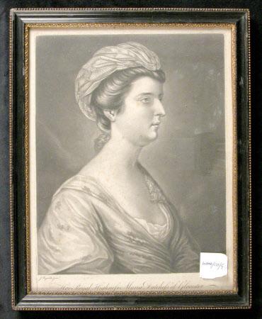 Maria Walpole, Duchess of Gloucester (1736-1807) (after Sir Joshua Reynoldfs)