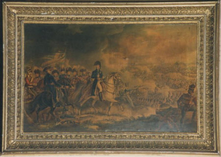Arthur Wellesley, 1st Duke of Wellington KG, KB, MP (1769-1852) at Waterloo