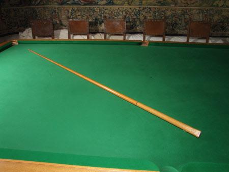 Billiard cue