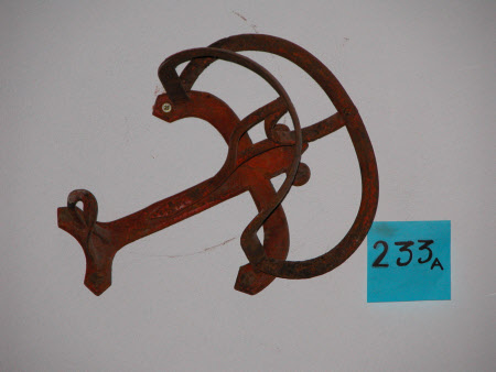 Bridle tree stand