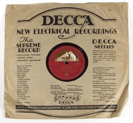 Side;1) Drake's Drum / Side;2) Britannia - Slow March