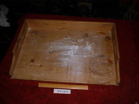 Baking board