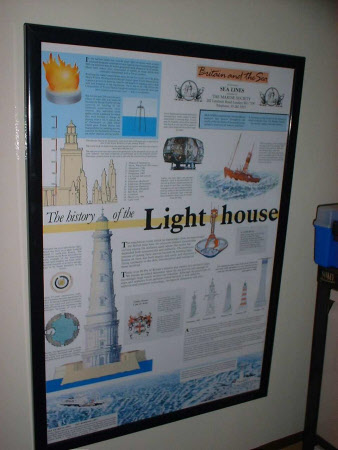 Britain and the Sea; History of the Lighthouse