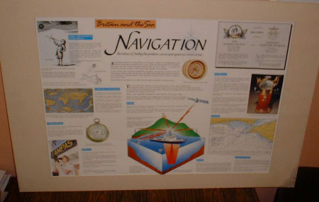 Britain and the Sea; Navigation