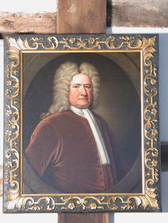 Richard Barneby (1644-1719/20) as an Old Man