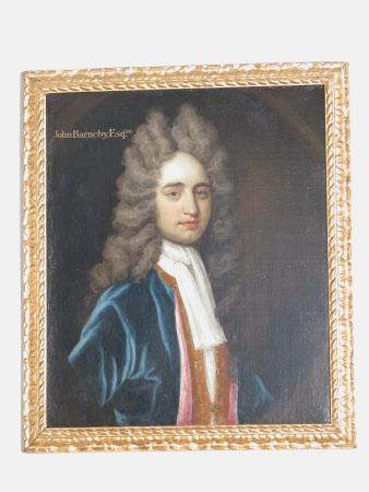 John Barneby (1684-1726)