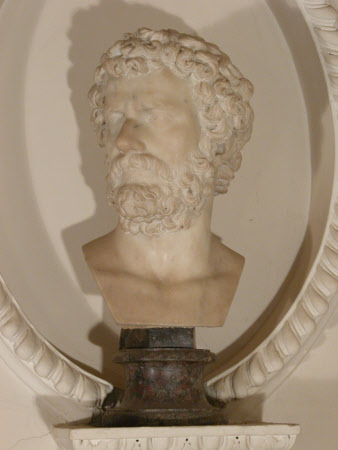 Emperor Septimius Severus, Emperor of Rome (AD 145 – 211)