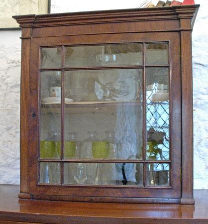 Cabinet part