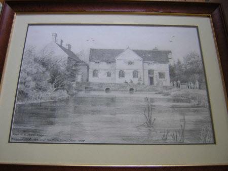 Flatford Mill - National Trust Centenary Year 1995