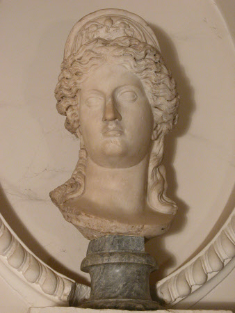 Head of Ceres