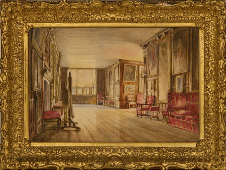 Lancaster Gallery and Billiard Room, Knole