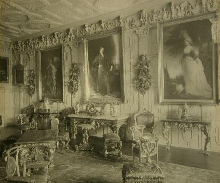 The Ballroom, Knole, Kent