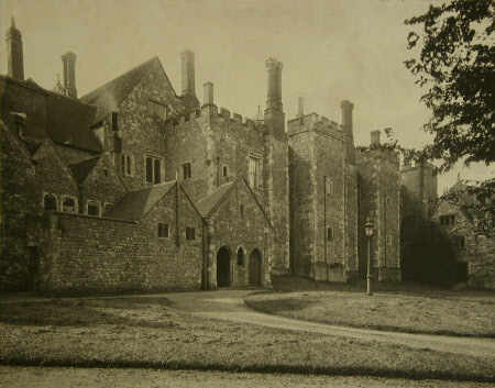 Queen's Court, Knole, Kent