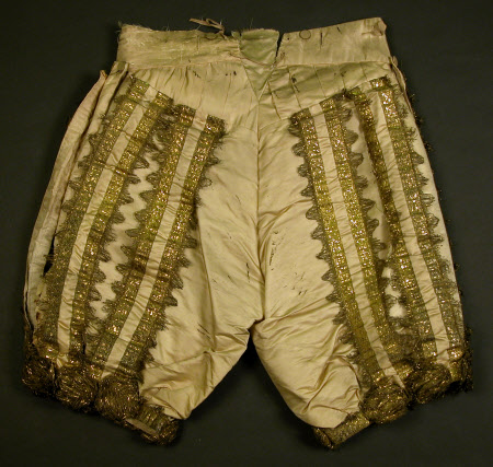 Coronation breeches