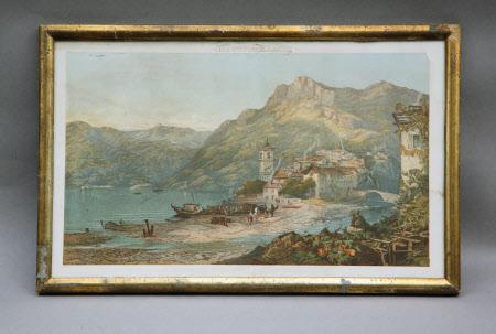 Italian Coastal Town