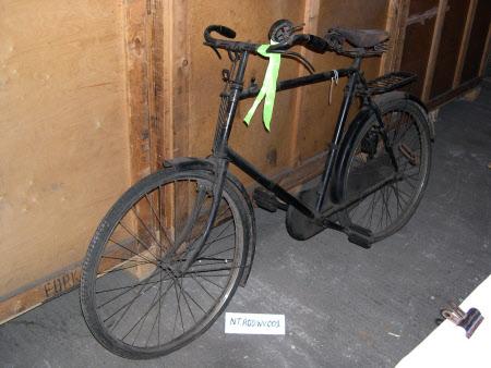 Gentleman's bicycle
