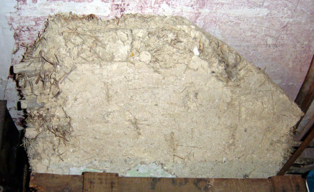 Wattle and daub