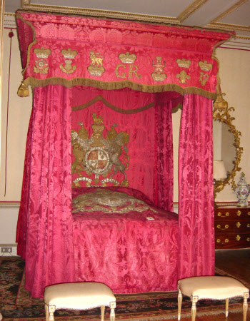 The Blickling Hall State Bed