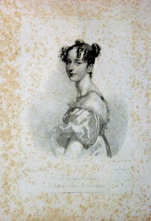 Dorothea Benckendorff, Princess Lieven (1785-1856) (after Sir Thomas Lawrence)