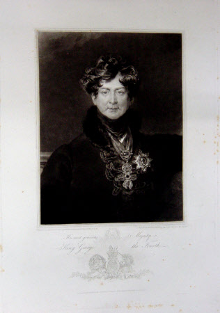 King George IV (1762-1830) (after Sir Thomas Lawrence)
