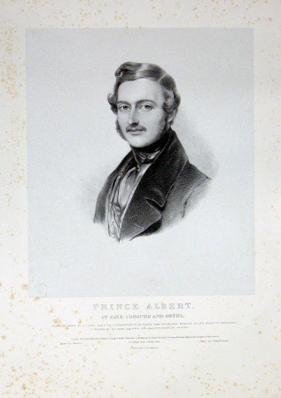 Prince Albert, Prince Consort (1819-1861) (after Sir William Charles Ross RA)