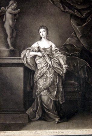 Maria Gunning, Countess of Coventry (1733-1760) (after Gavin Hamilton)