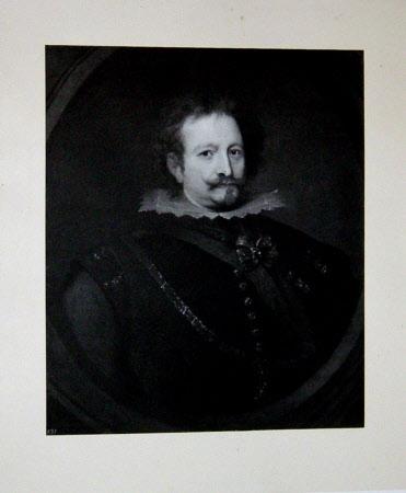 Diego Mexia Felipez de Guzmán y Dávila, Marqués de Leganés (1580 - 1655) (after Van Dyck)