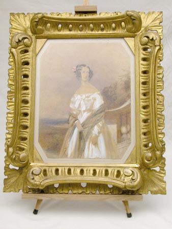 Harriet Sophia Parker (1809-1897), Countess Morley.