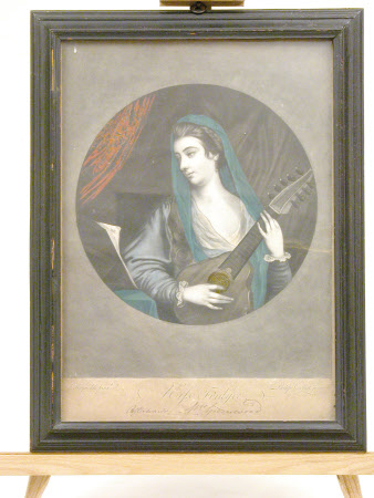 Miss Fordyce, later Mrs Greenwood