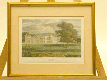 Saltram, Devon (after Samuel Prout)
