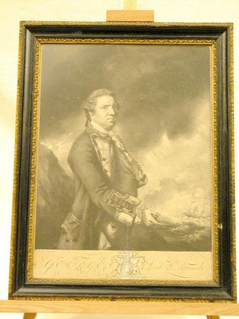 George Edgcumbe, 1st Earl of Mount Edgcumbe, MP (1720-1795) (after Sir Joshua Reynolds)
