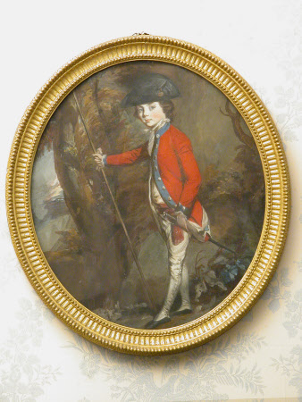John Parker, 1st Earl of Morley (1772-1840) as a boy