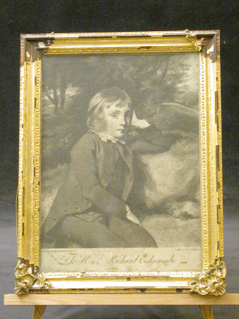 Richard Edgcumbe, 2nd Earl of Mount Edgcumbe (1764-1839) as a boy (after Sir Joshua Reynolds)