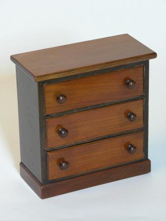 Miniature chest