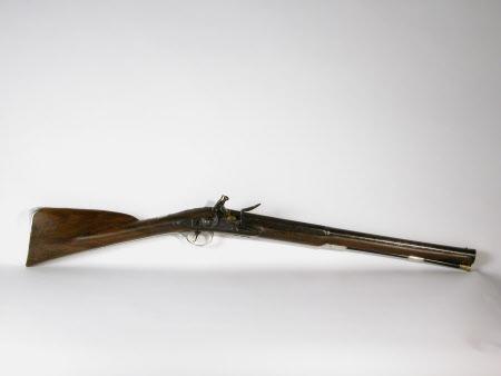 Flintlock musketoon