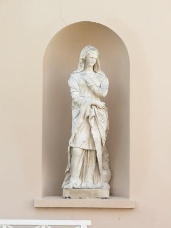 A Vestal Virgin
