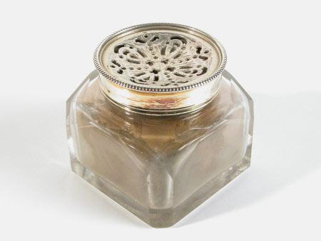 Ink bottle lid
